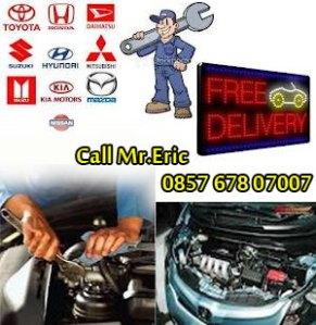 Service AC Mobil di Pekanbaru Call-Eric-0857-678-07007