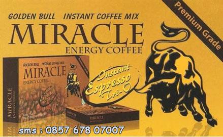Kopi Miracle, Kopi Miracle Jakarta, Kopi Miracle di Bandung