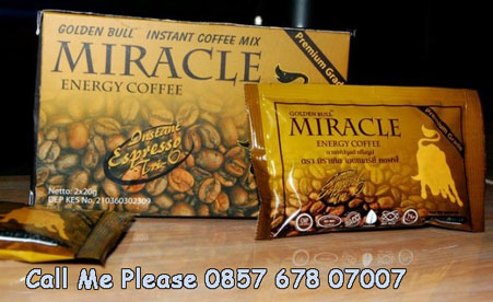 Kopi Miracle Pekanbaru