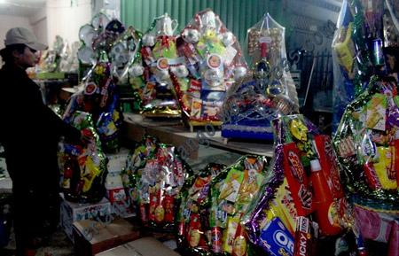 Parcel Lebaran di Pekanbaru