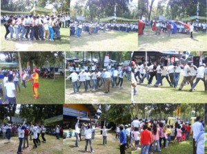 Outbound Training Pekanbaru