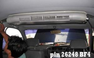 Service AC Mobil di Pekanbaru