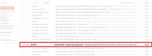 Penipuan dari klik bca, Klik Untuk MEMPERBESAR GAMBAR