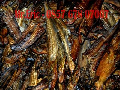 Ikan Asap Selais