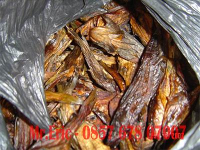 Ikan Salai Selais Riau