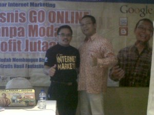 Workshop Internet Marketing Pekanbaru