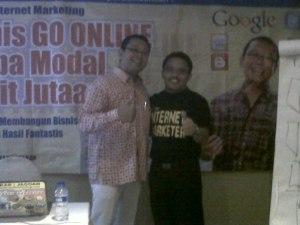 Workshop Internet Marketing Jakarta