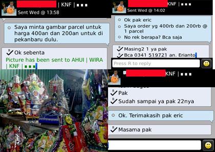 Jual Parcel Murah di Pekanbaru