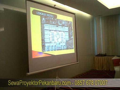 Jasa sewa projecktor di Pekanbaru