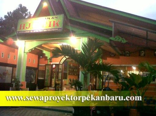 Rental Projector di Pekanbaru