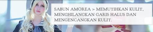 Jual Sabun Amoorea di Denpasar