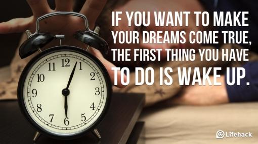 mewujudkan impian menjadi kenyataan
