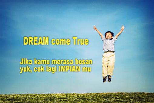 Tips SUKSES untuk Meraih Impian