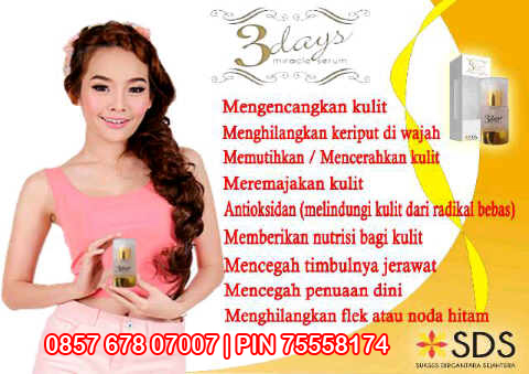 Jual-3-days-miracle-serum