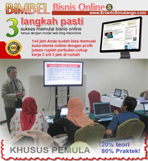 Bimbingan Bisnis Online di Pekanbaru