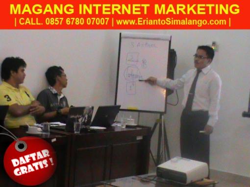 Magang Bisnis Online di Pekanbaru