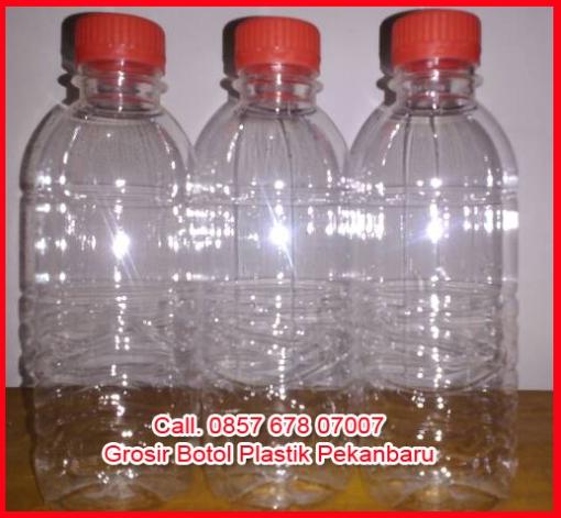 Grosir botol plastik di pekanbaru uk 330ml