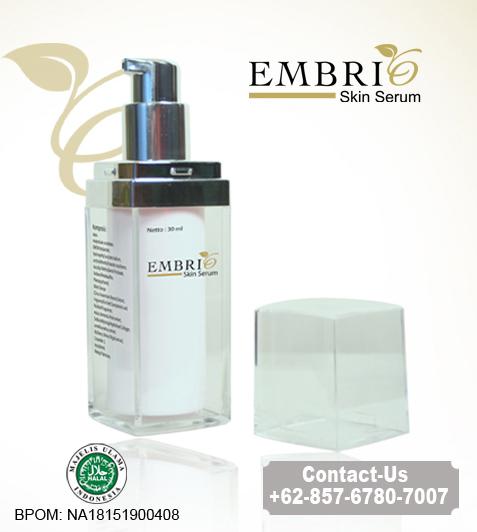 Harga jual embrio skin serum jakarta padang pekanbaru