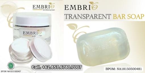 Jual Embrio Whitening Cream Harga Murah