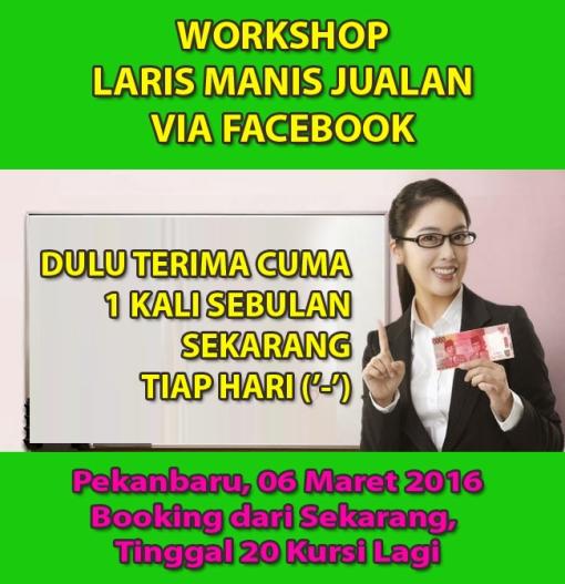 peluang bisnis online di pekanbaru