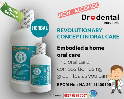Dr Dental Care Liquid Review Harga Surabaya