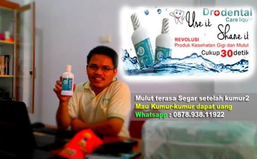 Jual Dr Dental Care Liquid Review Harga Pekanbaru