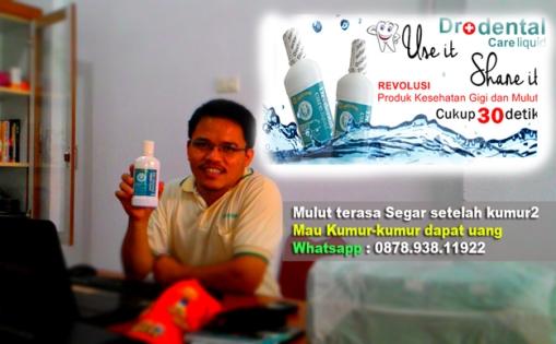 Jual Dr Dental Care Liquid Review Harga Pekanbaru