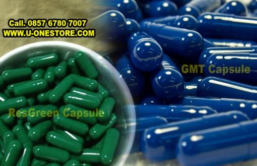 Harga Jual GMT RESGREEN CAPSULE Produk Reshealth Indonesia