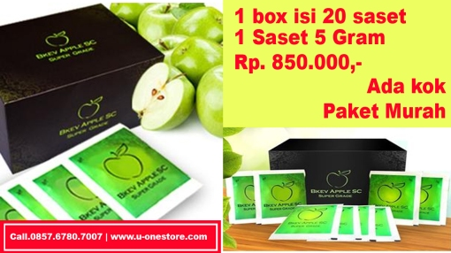 Harga BKEV Apple Stemcell Super Grade