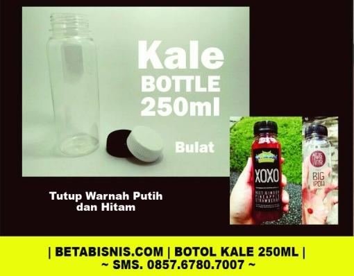 Jual botol plastik kale ao 250 ml di Pekanbaru