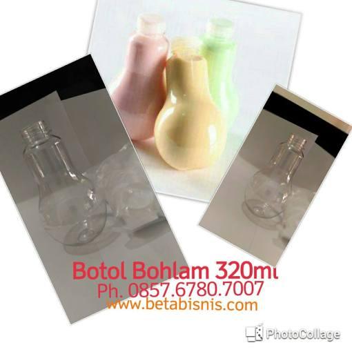 harga botol bohlam plastik Pekanbaru