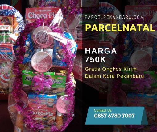 harga jual parcel natal pekanbaru