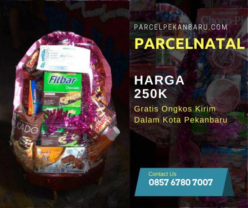 jual parcel natal pekanbaru