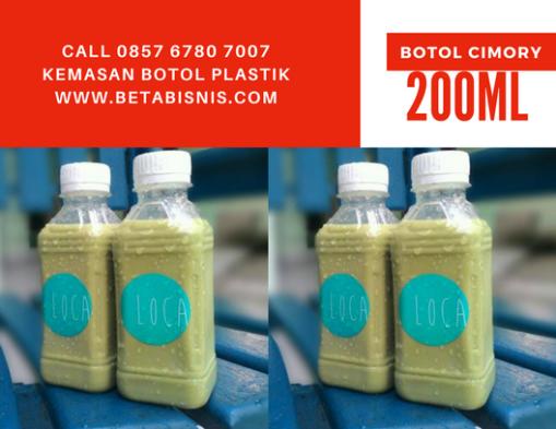 jual botol cimory 200ml di Pekanbaru