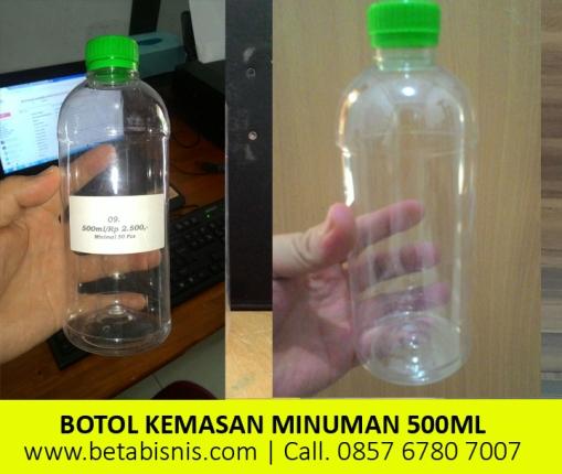 botol-plastik-500ml-pekanbaru