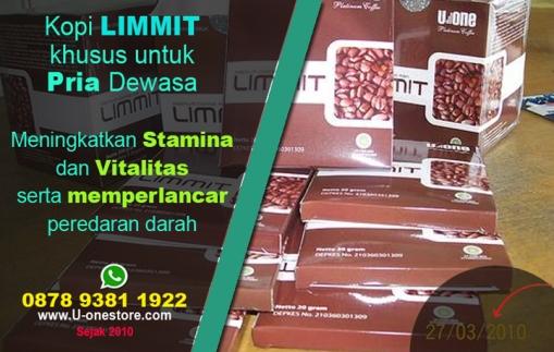 Jual Kopi LIMMIT di Batam