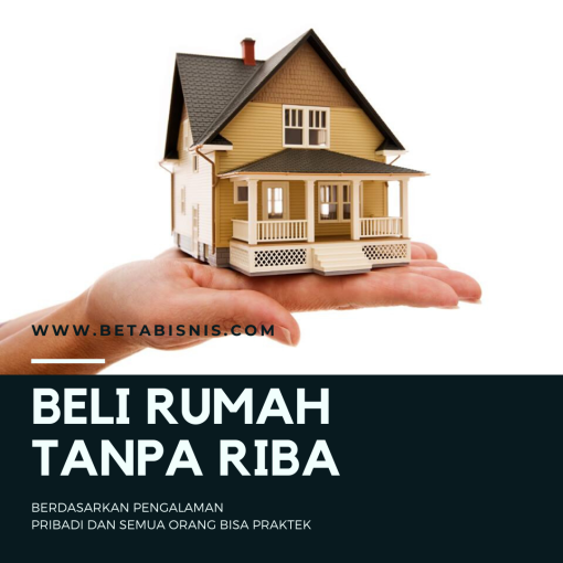 Cara Beli Rumah Bekas Cash tanpa Riba di Pekanbaru